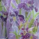 Холодный батик, ручная роспись