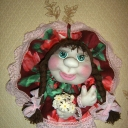 "кукла ""Удача"" по мастер-классу pawy с сайта liveinternet.ru"