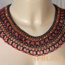 Ожерелье-воротник Клеопатра